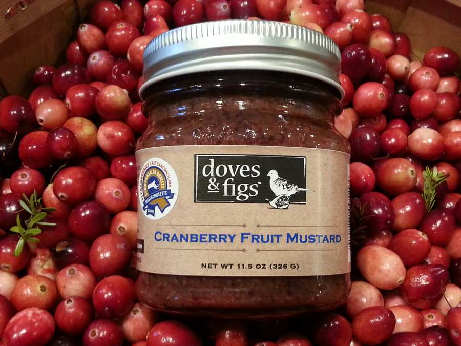 Good Food: Dove & Figs Cranberry Mustard