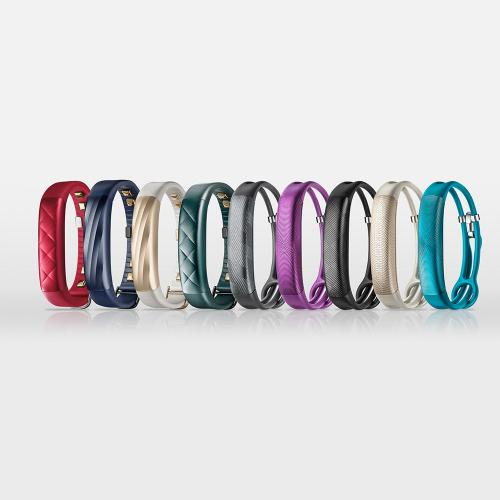 Jawbone UP2 and UP3 Trackers